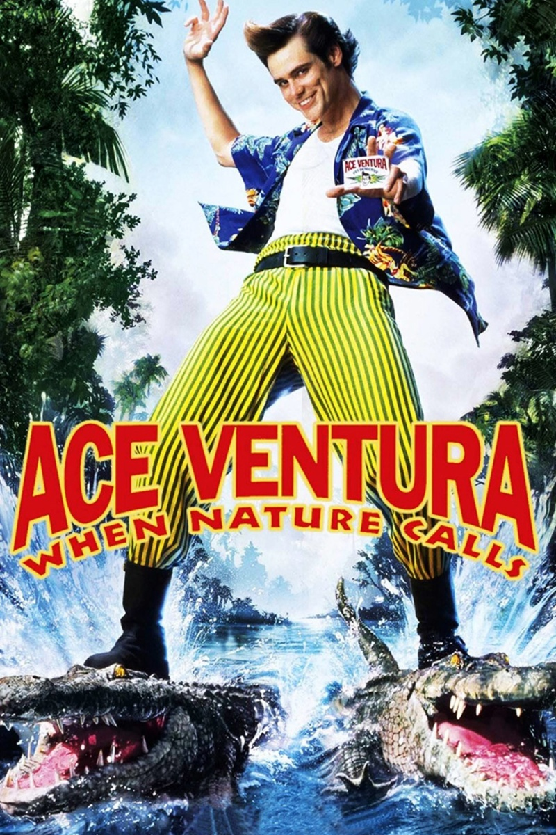 Ace Ventura: When Nature Calls – Enjoyably Daft End to Carrey's ...