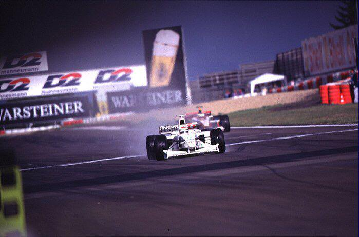 Nurburgring 1999 and Stewart