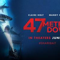 47 Meters Down: Unbelievably Dumb Shark Movie #3,056