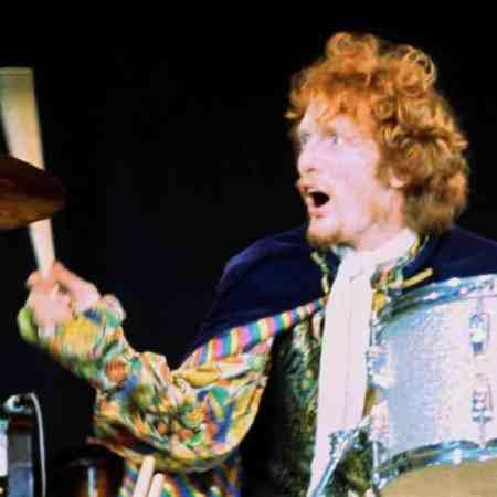 Ginger Baker drumming