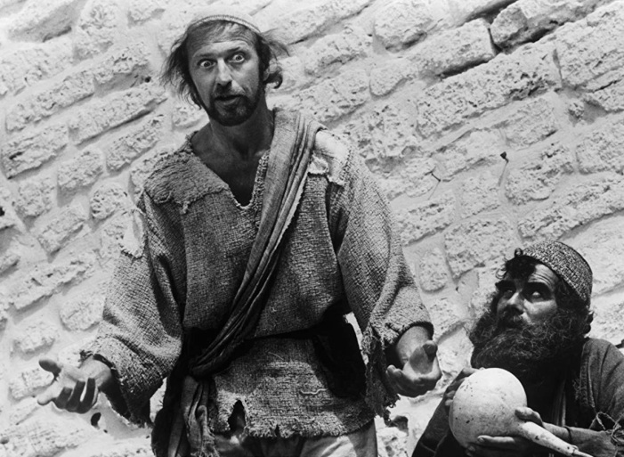 Graham Chapman in Life of Brian