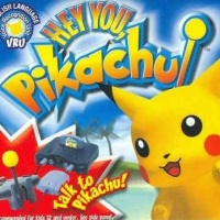 Hey You, Pikachu! Innovative Pet Simulation Thing on the N64