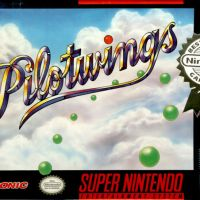 Pilotwings: Showboating Mode 7 SNES Whoosh