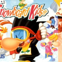Snowboard Kids: Cute Mario Kart Type Deal on Snow