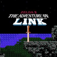 Zelda II: The Adventure of Link - Yep, It's Too Difficult