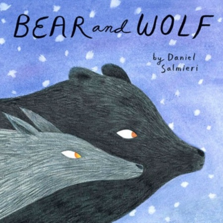 Bear and Wolf by Daniel Salmieri