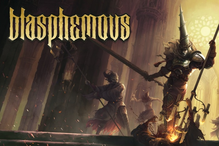 Blasphemous the Metroidvania game