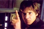 Han Solo pointing