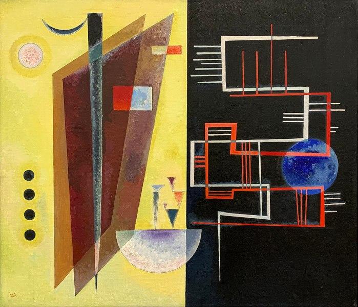 Inner Aliance by Wassily Kandinsky