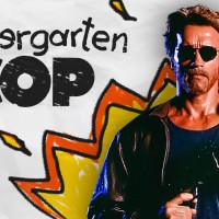 "Kindergarten Cop: ""I'm a cop, you idiot!"" Quote Off Extravaganza!"