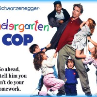 Kindergarten Cop: Shut Up! It's a Fun-Loving Schwarzenegger Romp