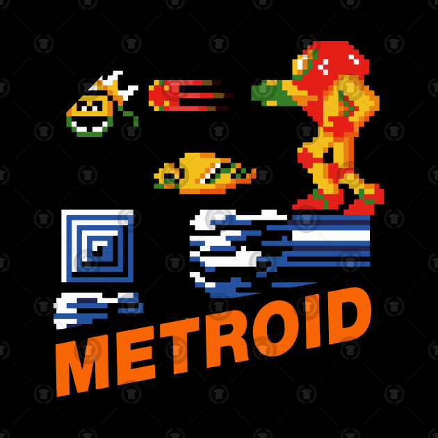 Metroid on the NES