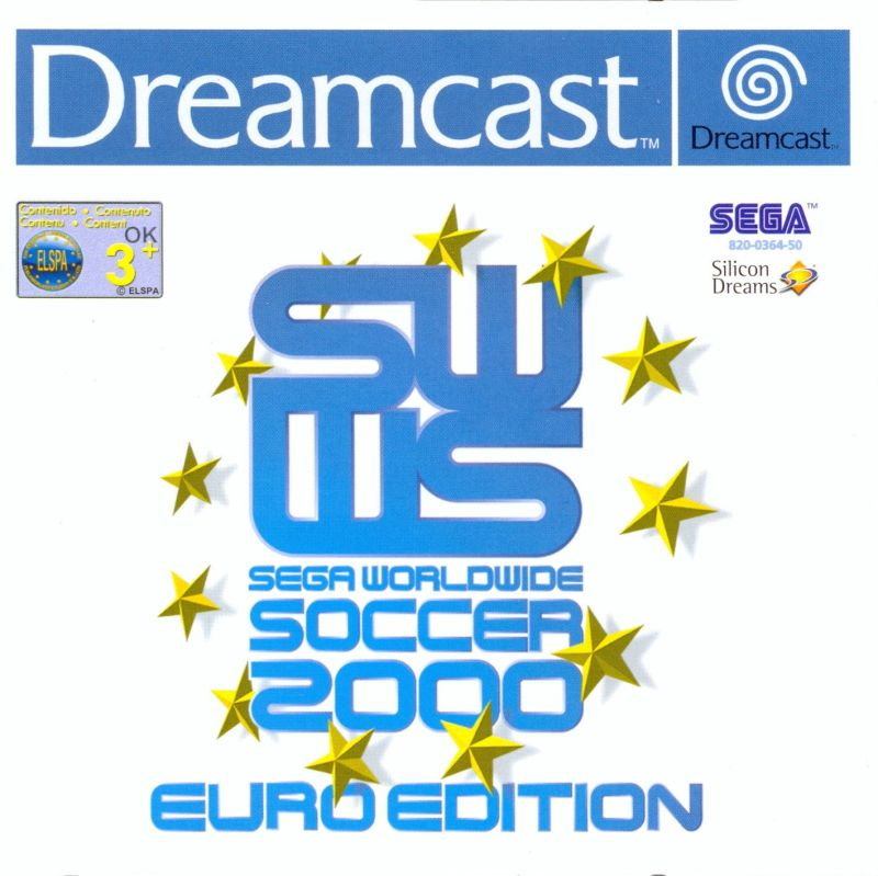 Sega Worldwide Soccer Euro 2000 Edition: The Bizarre Dreamcast Footballer