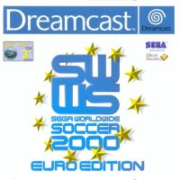 Sega Worldwide Soccer Euro 2000 Edition: The Bizarre Dreamcast Footballer