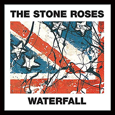 The Stone Roses Waterfall single