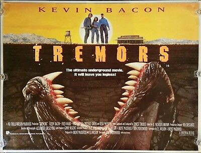 Tremors Daft B Movie With Kevin Bacon Is Still A Lot Of Fun Professional Moron