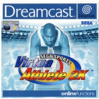 Virtua Athlete 2000: Oddball Dreamcast Track & Field Romp