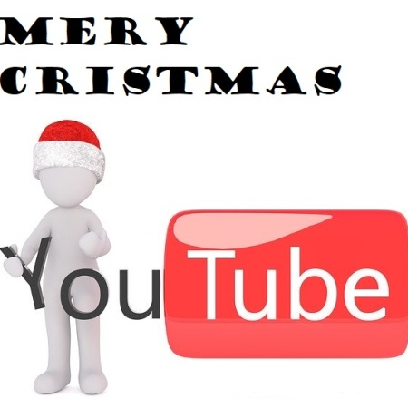 YouTube Christmas Santa stream