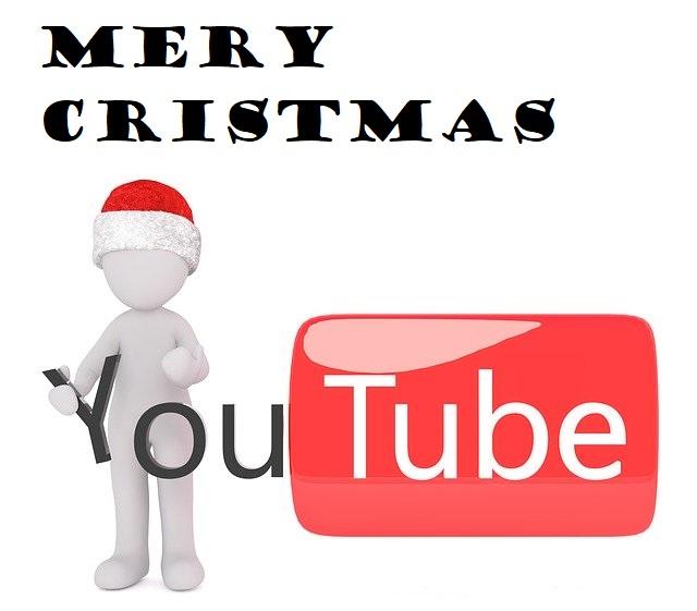 YouTube Christmas Santa stream