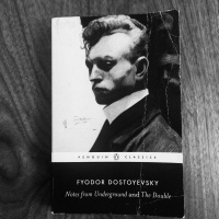 Book of da Week: Notes from Underground by Fyodor Dostoyevsky