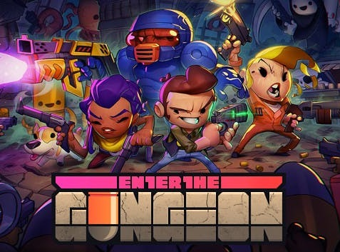 Enter the Gungeon: Riveting Bullet Hell Roguelike Fun!