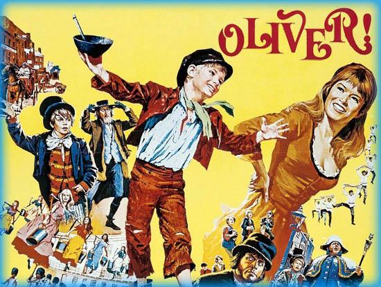 Oliver Twist film poster