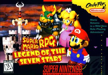 Super Mario RPG