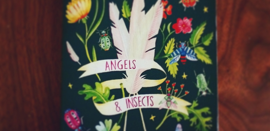 Angels & Insects by A.S. Byatt