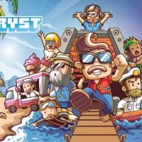 The Touryst: Innovative Voxel (like LEGO) Holiday Adventure