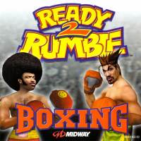 Ready 2 Rumble Boxing: Punch People in this Dreamcast Thing