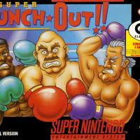 Super Punch-Out!! Punch People in this SNES Classic