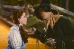 The Wizard of Oz - Dorothy with the Scarecrow