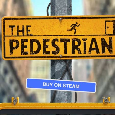 The Pedestrian indie game