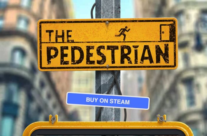 The Pedestrian indie game