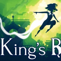 The King's Bird: Graceful Precision-Platformer Thing