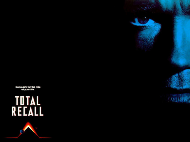 Total Recall Classic With Some Of The Best Arnold Noises Professional Moron