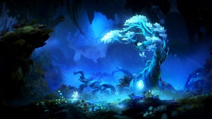 Ori and the Will of the Wisps power-up tree