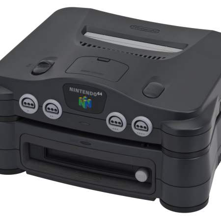 64DD for the Nintendo 64