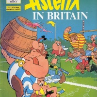 Asterix in Britain: Celebrating the Fun Comic Book Jaunt