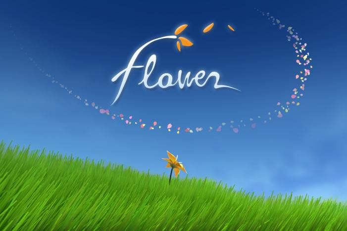 Flower the game by thatgamecompany