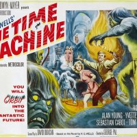 The Time Machine: 1960 Classic With Morlocks & Tourism
