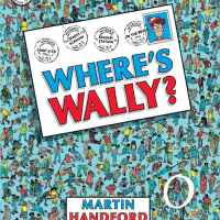 Book of da Week: Where's Wally? by Martin Handford