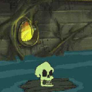 Murray the Skull