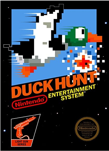Duck Hunt on the NES