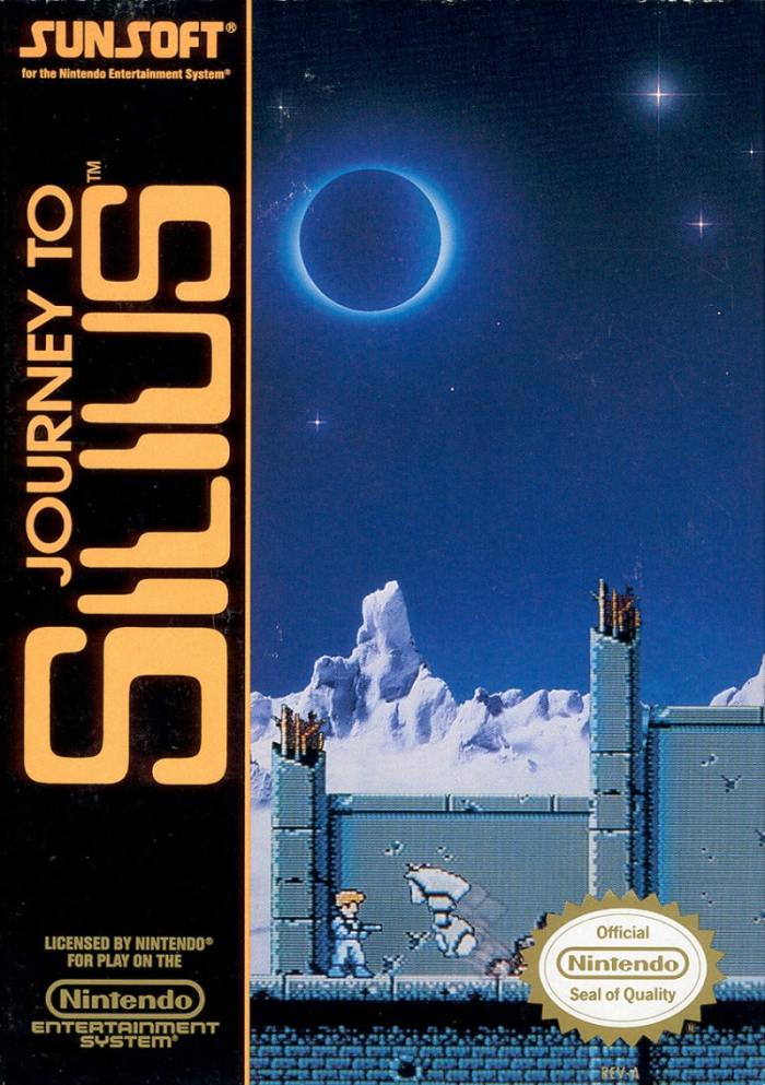 Journey to Silius on the NES-min