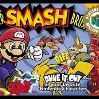 Super Smash Bros: Yes, We're Discussing the N64's Fighting Game