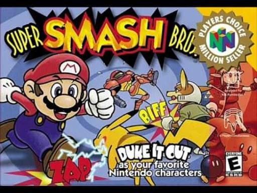 Super Smash Bros on the N64