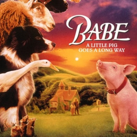 Babe film from 1995
