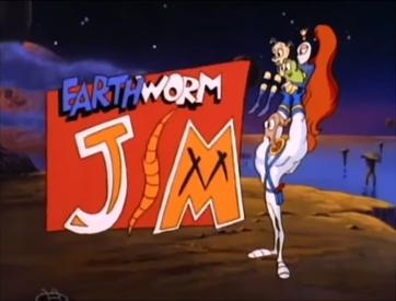 Earthworm Jim the TV show