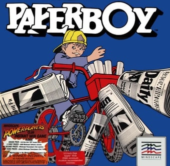 The Paperboy logo